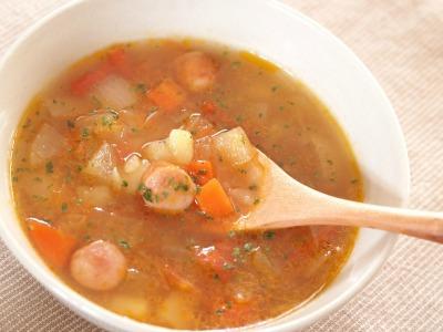 Hearty Vegan Soup