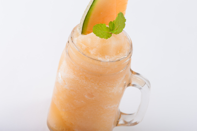 Cantaloupe Fruit Smoothie